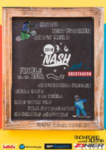 NASH Flyer 2018