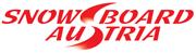 logo snowboard austria